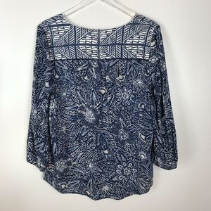 Lucky Brand Tops - Lucky Brand Blouse Size Medium